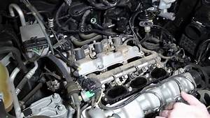 How To Change Spark Plugs On V6 3 0 Ford Escape Or Simlar Ford Such As Taurus  Ranger  Etc