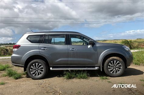 Nissan Terra Photo by 2018 Nissan Terra Review Autodeal Philippines