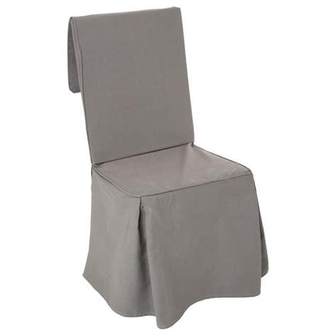 housse de chaise grise housse de chaise gris