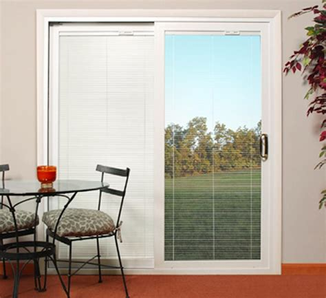 sliding glass doors with blinds blinds for sliding glass doors in rooms traba homes