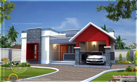 single level home plans modern single floor house designs modern single