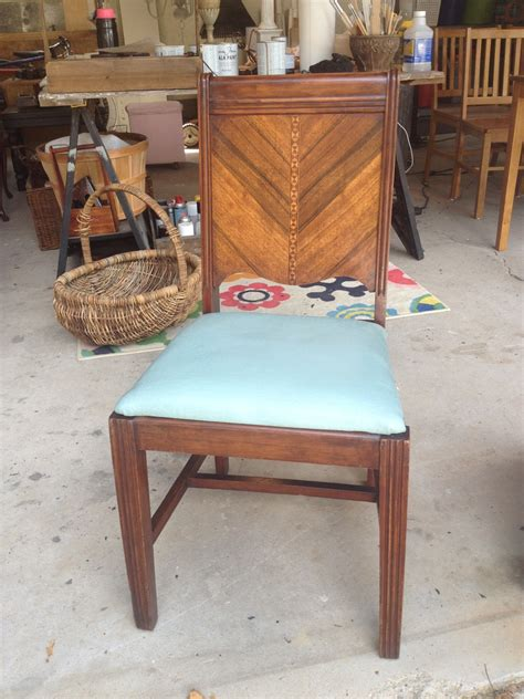 inlaid wood  chair  antique furniture collection