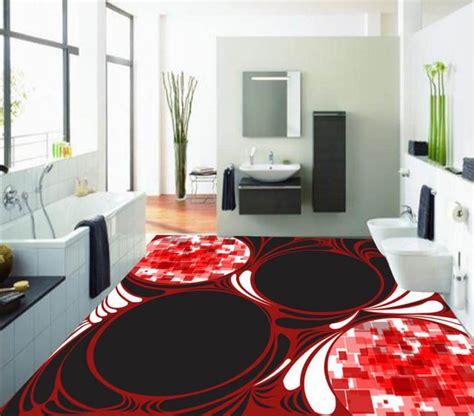 floor painting wallpaper custom creative design