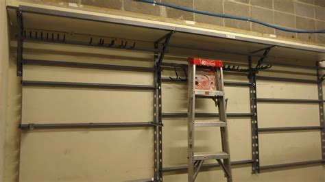 garage storage shelving systems buy garage shelving units and affordable storage from shelfsave garage storage ideas