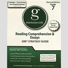 Manhattan Gre Reading Comprehension & Essays [pdf]  Все для студента