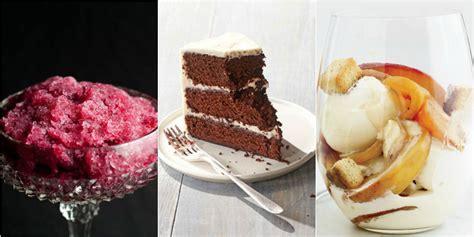 boozy desserts adult dessert recipes boozy desserts for adults