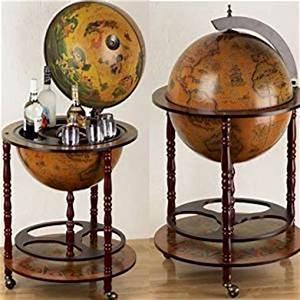 Bar Globe Terrestre : globe bar cabinet interhome cuisine maison ~ Teatrodelosmanantiales.com Idées de Décoration