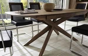 Esstisch Aus Holz : esstisch oval holz haus dekoration ~ Michelbontemps.com Haus und Dekorationen
