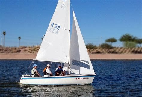 Learn How To Sail A Boat by Beginning Sailing Arizona Yacht Club