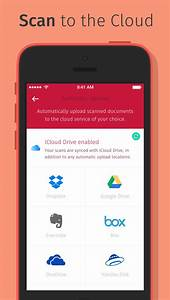 Scanbot the iphone app for scanning important documents for Scan documents to cloud