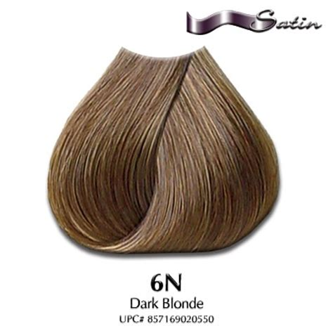 6n hair color satin hair color 6n highlighted hair