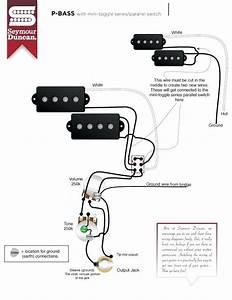 Fender Hot Noiseless Pickup Wiring Diagram