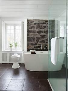 photos belles baignoires maison et demeure With salle de bain design avec décoration champêtre pour anniversaire