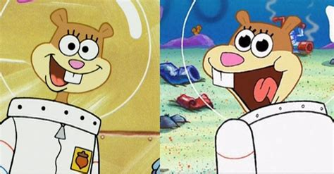 Sandy Cheeks Is The Most Ridiculous Part Of