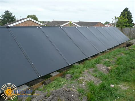 Solar Swimming Pool Heating Systems Suntrader