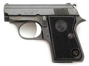 Colt Junior 25 ACP Pistol