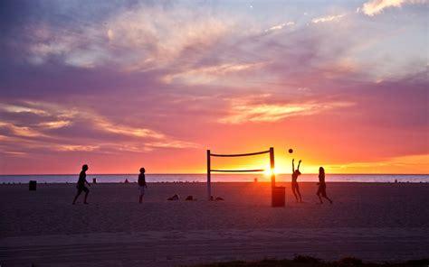 fonds decran venice beach los angeles californie etats