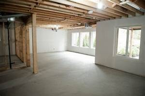 Removing Odors From A Basement