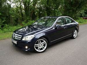 Mercedes Classe C220 : used 2009 mercedes benz c class c220 cdi sport for sale in warwickshire pistonheads ~ Maxctalentgroup.com Avis de Voitures