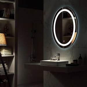 Miroir Rond Salle De Bain : catgorie miroir du guide et comparateur d 39 achat ~ Nature-et-papiers.com Idées de Décoration