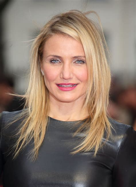 cameron diaz  celebrity beauty    week march   popsugar beauty photo