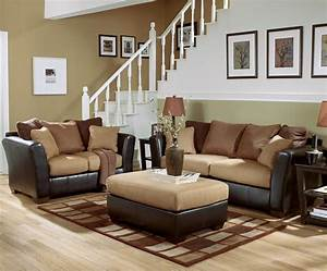 25 facts to know about ashley furniture living room sets for How to set furniture for living room