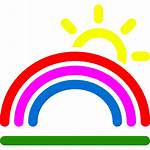 Rainbow Icon Icons Editor Open Imagination Required