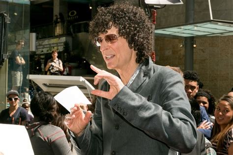 Howard Stern Stressed About His Rock Hall Speech For