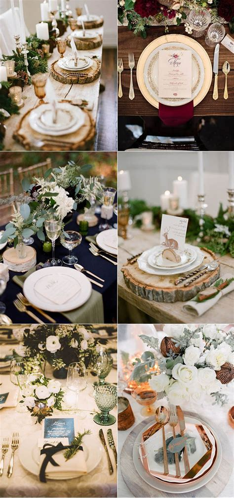 Winter Wedding Décor Ideas That Will Take Your Breath Away