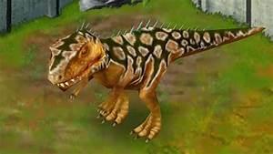 Jurassic Park Builder - DNA Dinosaurs - Giganotosaurus ...