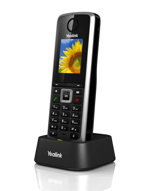 yealink wp ip dect phone  flow