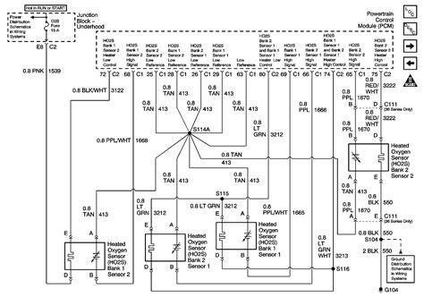 2004 Silverado Knock Sensor Wiring Diagram by 01 8 1 Oxygen Sensors Gif 2402 215 1685 Automotive
