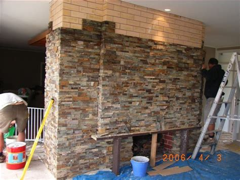 Slate Veneer Fireplace - 134 best images about indoor fireplace ideas on