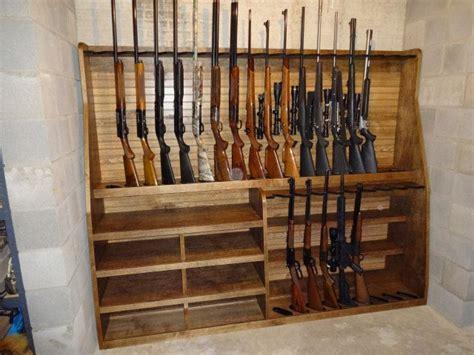 pin  gun racks