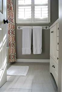 Allen And Roth Bathroom Vanities by 38 Gray Bathroom Floor Tile Ideas And Pictures