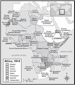 The Scramble for Africa: Berlin Conference of 1884-1885