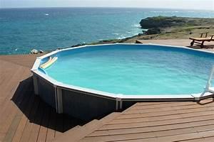 Grande Piscine Hors Sol : devis piscine hors sol mon ~ Premium-room.com Idées de Décoration