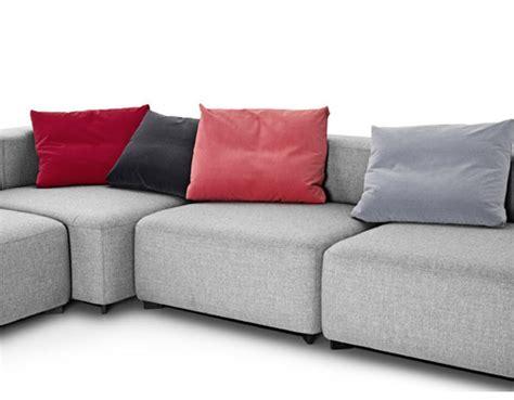 fritz hansen alphabet sofa alphabet sofa loose cushion hivemodern com