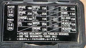 Bj70 Fuse Box Pic