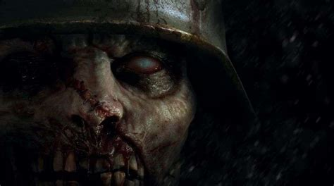 call of duty ww2 zombies co op mode teased gamespot