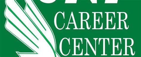 career center helps students network