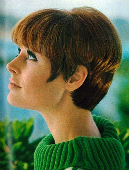 20 Bilder Von Den Kurzen Frisuren Der 1960er Jahre