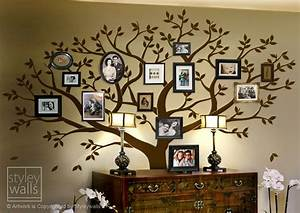 wall decal inspiring family tree decal for wall family With inspiring family tree wall decal target