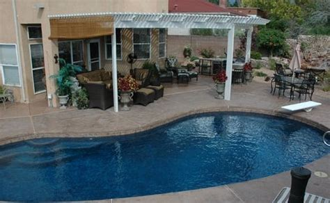 Pool Installation & Remodeling In Albuquerque Nm By Leesure
