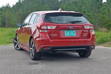 hatchback subaru 2017 2017 subaru impreza 2 0i sport hatchback review test drive