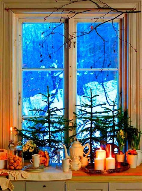 Weihnachtsdeko Fenster Küche by Weihnachtsdeko Fenster 30 Hervorragende Fensterdeko