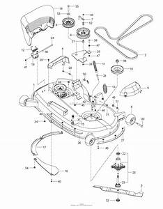 29 Husqvarna Deck Belt Diagram