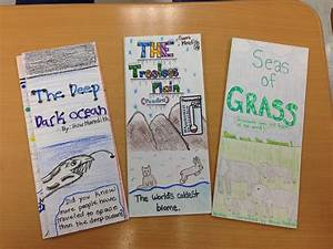 little lovely leaders ecosystems brochure project With brochure templates for school project
