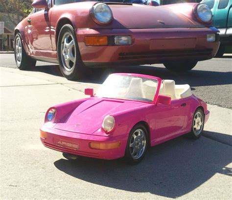 pink porsche convertible my new porsche 911 project is it too pink pelican