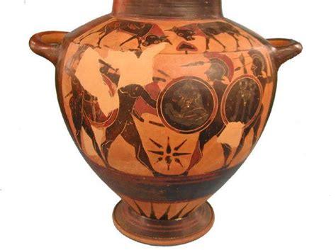 Archaic Greek Vase Painting Styles